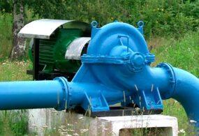 В Чуйской области в ближайшие дни поночам будут закрывать водозаборы