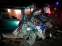Шесть человек погибли в ДТП в Чуйской области