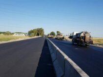 Ремонт дороги Бишкек – Кара-Балта будет завершен до конца сентября этого года
