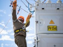 Часть населенных пунктов Чуйской области осталась без электричества