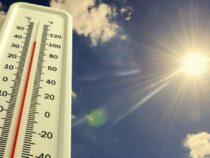 В Бишкеке установлен очередной рекорд температуры воздуха
