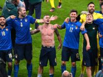 Сборная Италии побила рекорд финалов Евро по владению мячом