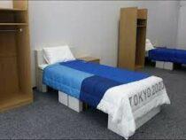 Для олимпийцев в Токио подготовили «антисекс-кровати»