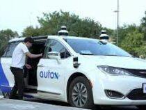 В Китае запустили беспилотные такси, на которых можно проехать бесплатно