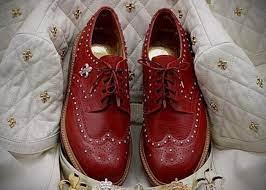 Мужские туфли продают за 150 тысяч долларов
