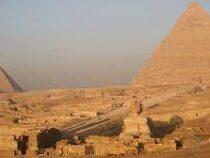У подножия Великой пирамиды в Гизе археологи нашли корабль Хеопса
