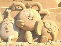 Песчаный город открыли для туристов в Хургаде
