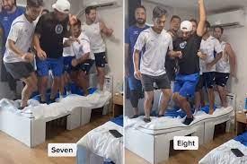 Мужчины из сборной Израиля сломали антисекс-кровать в Олимпийской деревне