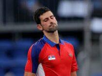 Теннисист Джокович проиграл в полуфинале Олимпиады