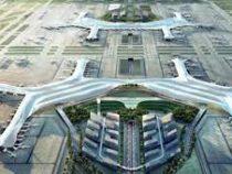 В Китае открылся мега-аэропорт