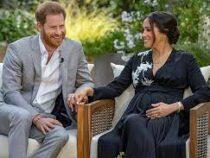 Скандальное интервью Маркл и принца Гарри номинировано на Эмми