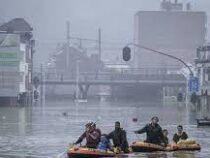 Европа страдает из-за масштабных наводнений