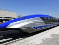 Поезд, развивающий скорость до 600 км/ч, создали в КНР