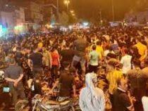 Протесты из-за дефицита воды перекинулись на столицу Ирана