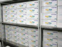 Казахстан отправил вКыргызстан 25тысяч доз вакцины QazVac