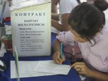 В Кыргызстане сегодня начался прием в колледжи