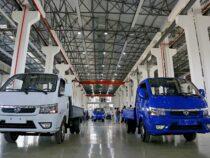В Оше начали производить малотоннажные грузовики
