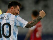 Лионель Месси возглавил список претендентов на «Золотой мяч»