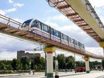 Турецкая компания планирует построить в Бишкеке монорельс