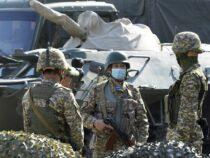 В ходе нападения на границу в Баткене погиб кыргызстанский пограничник