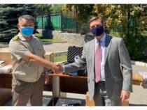 США подарили пограничникам Кыргызстана оборудование для идентификации радиации
