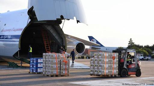 Россия закупила  9 тысяч тонн продовольствия для Кыргызстана