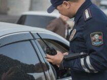 За неделю в Бишкеке выявили 5тысяч 137 нарушений ПДД