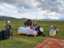 В Кыргызстане появился самый маленький отель