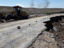 Сели сошедшие на Иссык-Куле, разрушили дороги на южном берегу