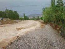 Дорогу Ош-Иркештам продолжают очищать от селей