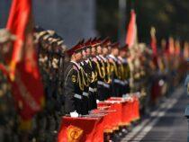 В Бишкеке к годовщине Независимости Кыргызстана состоится военный парад
