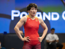Айсулуу Тыныбекова в финале Олимпиады