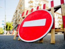 Движение транспорта на некоторых столичных улицах будет временно закрыто