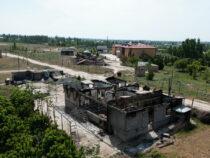 В Баткенской области частные компании восстанавливают 36 жилых домов