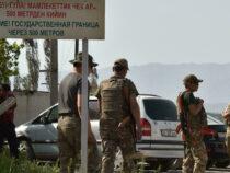 Кыргызстан выставил временные погранпосты на границе с Узбекистаном и Таджикистаном