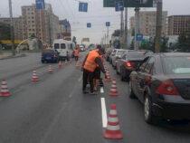 В Бишкеке обследуют перекрёстки вблизи камер проекта «Безопасный город»