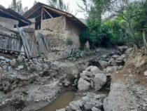 ВБаткенской области отсхода селя пострадали три села