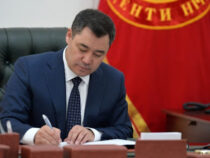 Президент Садыр Жапаров подписал закон о выборах