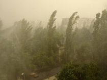 Синоптики предупреждают жителей Бишкека об усилении ветра  сегодня вечером