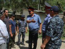 Правоохранители Кыргызстана и Таджикистана совместное патрулируют границу