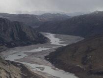 На Гренландию обрушилось семь миллиардов тонн воды за два дня