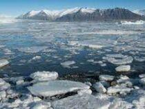 Массивное таяние ледников из-за глобального потепления наблюдается в Гренландии