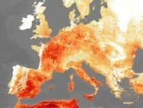 ВЕвропе зафиксирован новый температурный рекорд