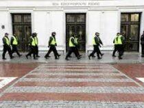 В польском городке все полицейские ушли на больничный, потому что устали