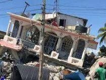 Число жертв землетрясения на Гаити достигло почти 1300 человек