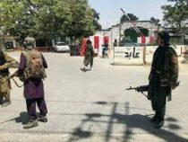 «Талибан» взял под охрану подступы к аэропорту в Кабуле