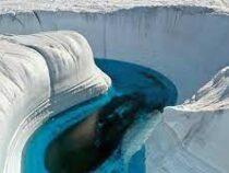 В горах Гренландии впервые в истории прошел дождь