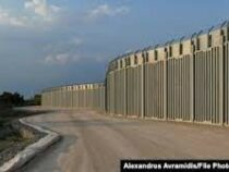 Греция построила  забор на границе с Турцией в ожидании афганских мигрантов