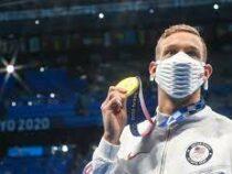 Американский пловец отказывается от золотых медалей Олимпиады в Токио
