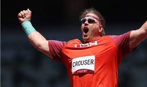 Американец Краузер с рекордом завоевал золото Олимпиады в толкании ядра